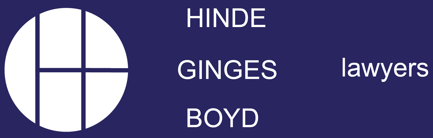 Springwood Conveyancing Lawyers | Hinde Ginges Boyd